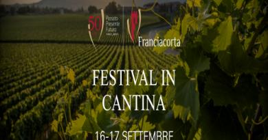 Festival Franciacorta in Cantina 2017